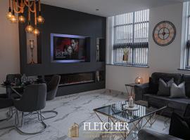 Fletcher Apartments, apartment in Bradford