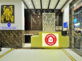 """Hotel Yuvraj Deluxe-""""Hygienic Hotel"""", hotel near New Delhi Train Station, New Delhi"""