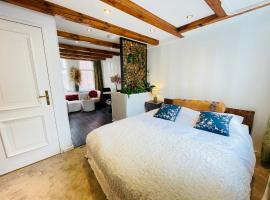 Luxury Suites The Enlightened House, hôtel de luxe à Amsterdam
