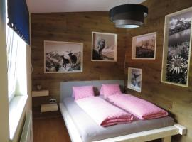 2 Zimmer Wohnung, accommodation in Gries am Brenner