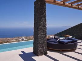 Brilliance Suites, apartment in Imerovigli