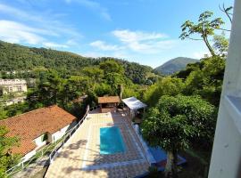 Pousada monte libano, B&B in Petrópolis