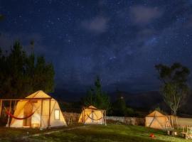 Domos Cordillera Blanca, lodge in Huaraz