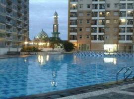 Firra Rooms, hotel in Depok