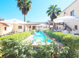 Hacienda Mendoza, hotel in Archidona