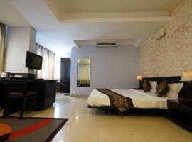The Sapphire Comfort, hotel in Madgaon