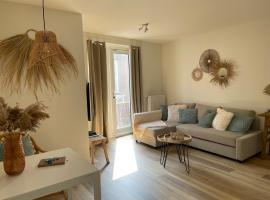 Pure Apartment, budget hotel in Zandvoort