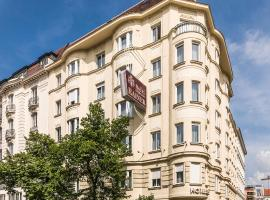 Hotel Erzherzog Rainer, hotel em Viena