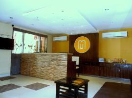 Mango Hotels, Nagpur, hotel near Dr. Babasaheb Ambedkar International Airport - NAG, Nagpur