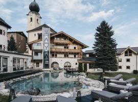VAYA Post Saalbach, hotel in Saalbach-Hinterglemm