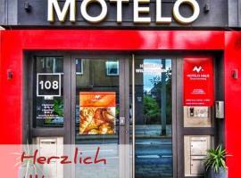 Motelo Haus, hotel near Japanese Garden Bielefeld, Bielefeld
