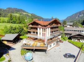 Hotel Schweizerhof, hotel in Oberau