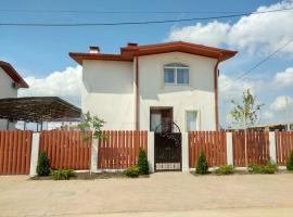 Этаж дома на 8 спальных мест, apartment in Vityazevo