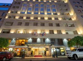 Paris Hotel Yerevan, hotel v mestu Yerevan