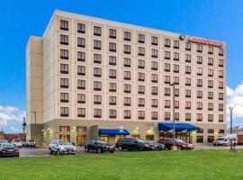 Comfort Suites Chicago O'Hare Airport, hôtel  près de: Aéroport international O'Hare de Chicago - ORD