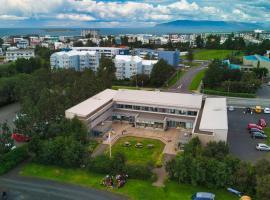 Reykjavík City HI Hostel, hotel near Imagine Peace Tower, Reykjavík