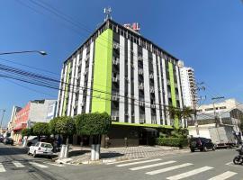 VOA San José Palace Hotel, hotel in Osasco