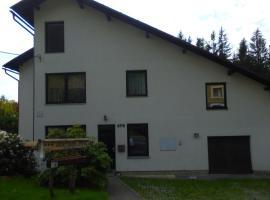 Apartman Aya, hotel poblíž významného místa Loučky II, Janov nad Nisou