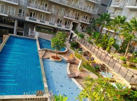 Mavi Hotel & Apartment, hotel in Bekasi