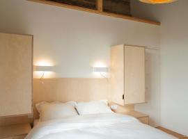 Une chambre à l'Economat, B&B/chambre d'hôtes à Bordeaux