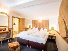 Hotel Modus, hotel Salzburgban
