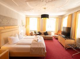 Hotel Rose, hotel near Stadthalle, Weißenburg in Bayern