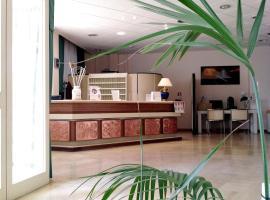 Hotel Palace Masoanri's, hotel a Reggio di Calabria