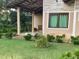 Guaramiranga linda casa, holiday home in Guaramiranga