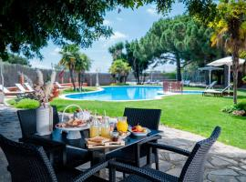 Felix Hotel, hotel with jacuzzis in Valls