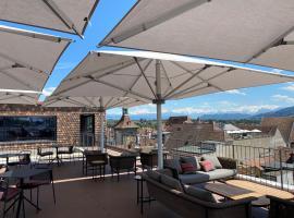 Best Western Plus Hotel Bern, hotel in Bern