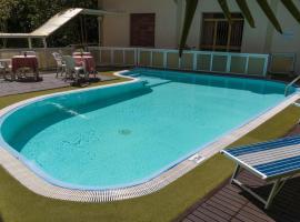 Hotel Sanremo, отель в городе Кьянчано-Терме
