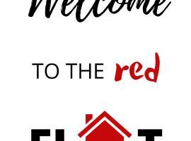 The Red Flat - Estudio Boutique - Centro Ciudad, apartamento en Vigo