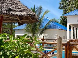 The Star Hotel Zanzibar, hotel in Jambiani
