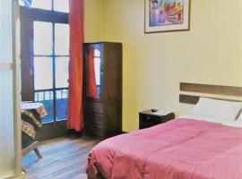 Hospedaje Balcon Cusqueño, guest house in Cusco