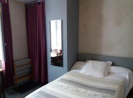 Hôtel Les Templiers, hôtel à Luz-Saint-Sauveur
