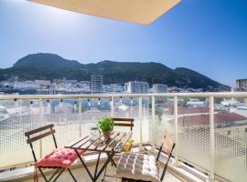 Luxury modern apartment with exceptional views!