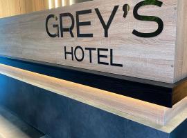 GREY'S HOTEL Грейс отель, отель в Дивноморском