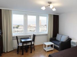 Like Home Flat B – niedrogi hotel w Warszawie