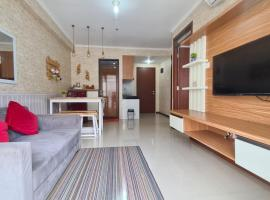 Gateway Pasteur 2BR tower depan Ruby 7 C, hotel with pools in Bandung