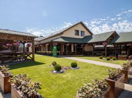 Praktik Hotel & Restaurant, отель в Берегове
