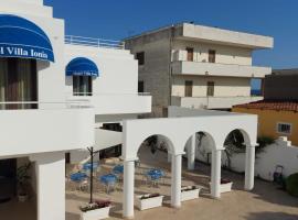 Hotel Villa Ionia, hotell i Avola