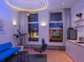 171. Urban Design Hotel, hotel near Erasmus Bridge, Rotterdam