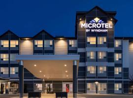 Microtel Inn and Suites by Wyndham Weyburn, hotel em Weyburn