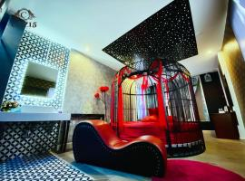 Cozi 5 Hotel, hotel in Ho Chi Minh City
