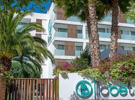 Apartaments B-Llobet Sun & Confort, accessible hotel in Ibiza Town