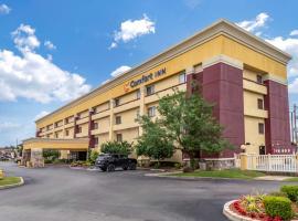 Comfort Inn Midtown, hôtel à Tulsa