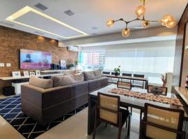 TH 2310 Ótima Localização, apartment in Goiânia
