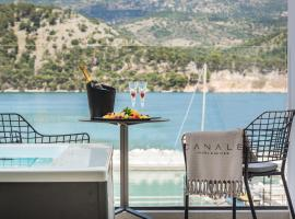 Canale Hotel & Suites, hotel near Minies Beach, Argostoli