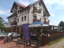 Klif Spa, hotel with jacuzzis in Jarosławiec