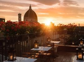 Hotel Cardinal of Florence, hotel near Basilica di Santa Croce, Florence